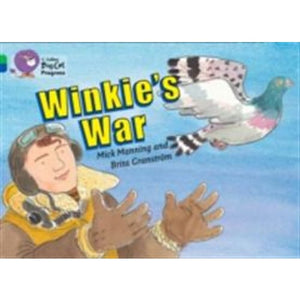Winkie's War: Band 05 Green/Band 16 Sapphire - HarperCollins Publishers 9780007428946