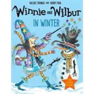 Winnie and Wilbur in Winter audio CD - Oxford University Press 9780192749116