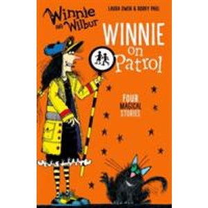 Winnie and Wilbur: on Patrol - Oxford University Press 9780192748393