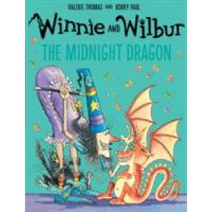 Winnie and Wilbur: The Midnight Dragon - Oxford University Press 9780192748232