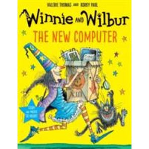 Winnie and Wilbur: The New Computer - Oxford University Press 9780192749161