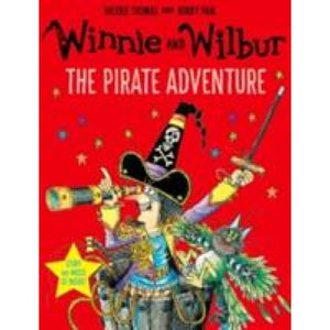 Winnie and Wilbur: The Pirate Adventure - Oxford University Press 9780192749147