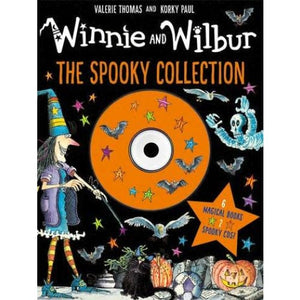 Winnie and Wilbur: The Spooky Collection - Oxford University Press 9780192763846