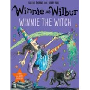 Winnie and Wilbur: the Witch with audio CD - Oxford University Press 9780192749055
