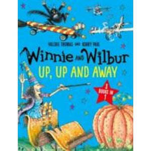 Winnie and Wilbur: Up Away - Oxford University Press 9780192758941