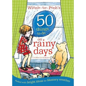 Winnie-the-Pooh's 50 Things to do on rainy days - Egmont 9781405293013