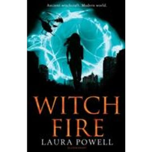 Witch Fire - Bloomsbury Publishing 9781408815236