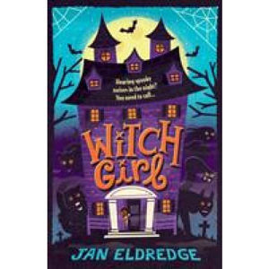 Witch Girl - Scholastic 9781407181028