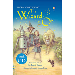 Wizard Of Oz Gift Edition - Usborne Books 9780746096475