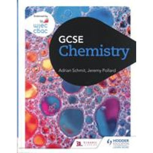 WJEC GCSE Chemistry - Hodder Education 9781471868740