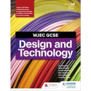 WJEC GCSE Design and Technology - Hodder Education 9781510451353