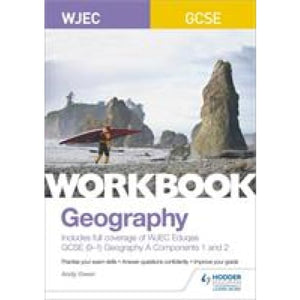 WJEC GCSE Geography Workbook - Hodder Education 9781510453517