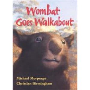 Wombat Goes Walkabout - HarperCollins Publishers 9780006646273