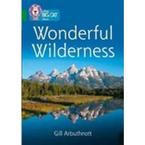 Wonderful Wilderness: Band 15/Emerald - HarperCollins Publishers 9780008208851