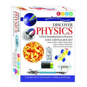 Wonders of Learning: Discover Physics - North Parade 9781786905338