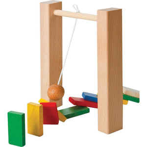 Wooden Cascade Dominoes - Bigjigs Toys