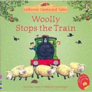 Woolly Stops The Train... - Usborne Books 9780746063064