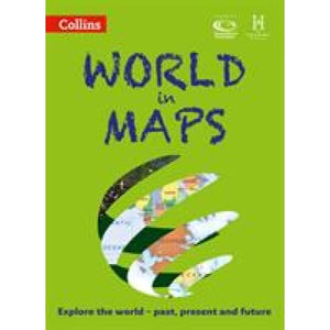 World in Maps - HarperCollins Publishers 9780008271756