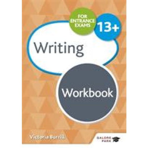 Writing for Common Entrance 13+ Workbook - Hodder Education 9781510429802