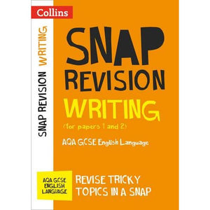Writing (for papers 1 and 2): AQA GCSE 9-1 English Language: Grade - HarperCollins Publishers 9780008242336