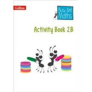 Year 2 Activity Book 2B - HarperCollins Publishers 9780007568239