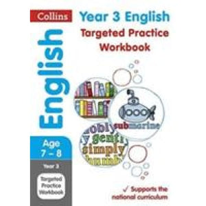 Year 3 English Targeted Practice Workbook: Key Stage 2 - HarperCollins Publishers 9780008201654