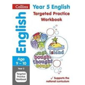 Year 5 English Targeted Practice Workbook: Key Stage 2 - HarperCollins Publishers 9780008201678