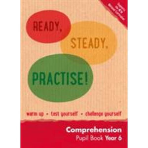 Year 6 Comprehension Pupil Book: English KS2 - HarperCollins Publishers 9780008161736