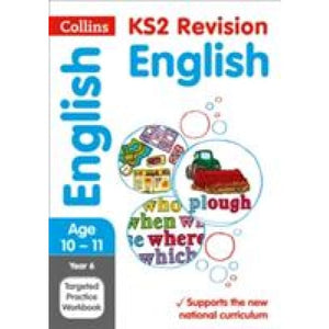 Year 6 English SATs Targeted Practice Workbook: Key Stage 2 - HarperCollins Publishers 9780008125189