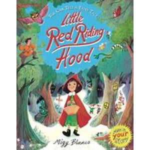 You Can Tell a Fairy Tale: Little Red Riding Hood - Templar Publishing 9781787413894