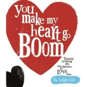 You Make My Heart Go Boom! - Templar Publishing 9781848778047