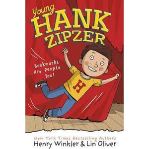 Young Hank Zipzer 1: Bookmarks Are People Too! - Walker Books 9781406361377