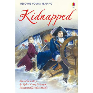Young Reading Level 3 : Kidnapped - Usborne Books