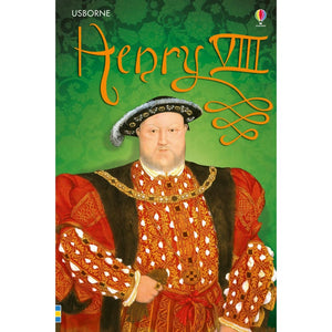 Young Reading Plus Henry VIII - Usborne Books 9781409598862