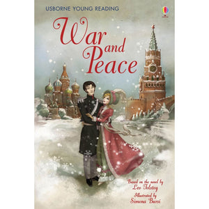 Young Reading War and Peace - Usborne Books 9781409547105