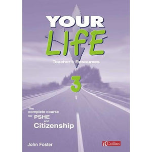 Your Life: Teaching Resources Bk.3 - HarperCollins Publishers 9780003273595