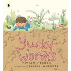 Yucky Worms - Walker Books 9781406367041
