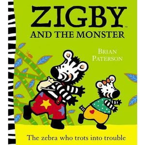 Zigby and the Monster - HarperCollins Publishers 9780007174232