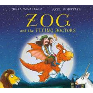 Zog and the Flying Doctors Gift edition - Scholastic