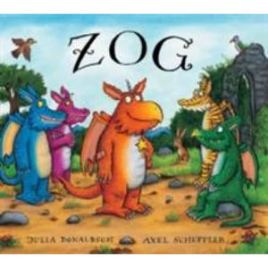 Zog Gift Edition Board Book - Scholastic 9781407164939