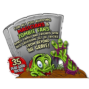 Zombie Magic - John Adams 5020674103437