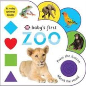 Zoo: Baby's First - Priddy Books 9781783413775