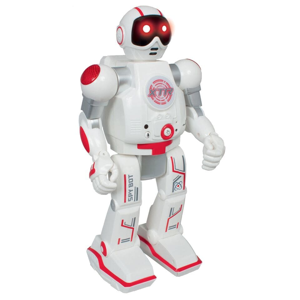 spy bot robot toy from brightminds toys