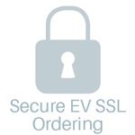 Image of Secure EV SSL Ordering