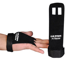 Gymnastic Grips Black - ULTRA FITNESS