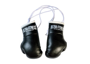 Punch Bags set with Ceiling hook (Black and Red)