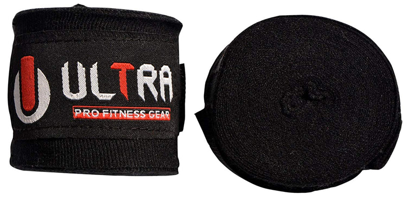ULTRA FITNESS Punch Bags set with Bracket (Black) - ULTRA FITNESS