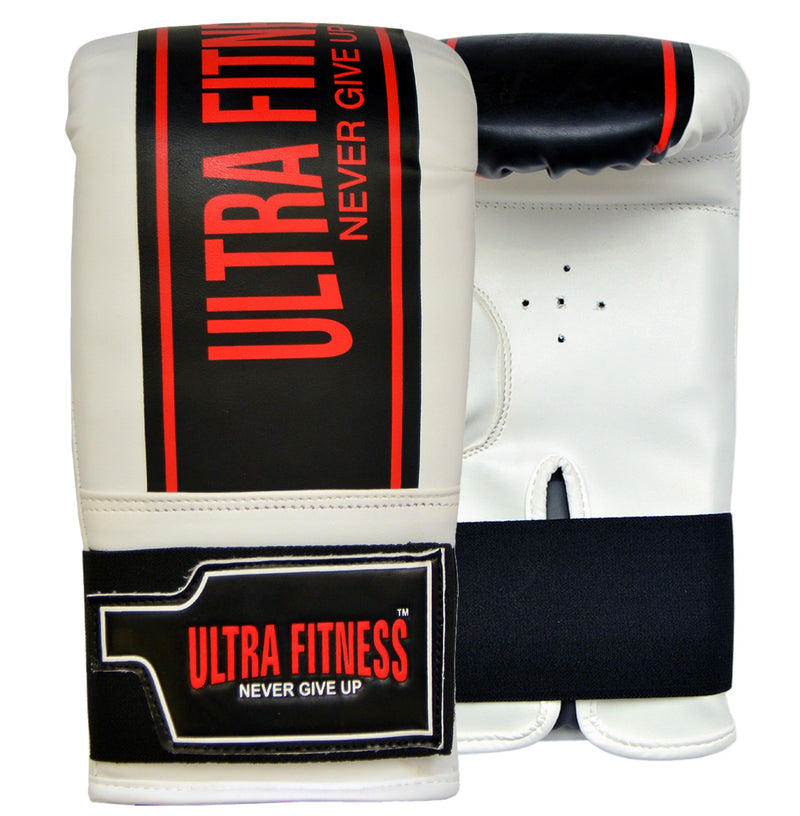 ULTRA FITNESS Punch Heavy 4ft 5ft Filled Boxing Bag set with Wall Bracket