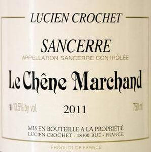 Sancerre Le Chêne Marchand AOC 2013, 75cl-Weisswein-MeVino GmbH