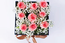 Load image into Gallery viewer, Take My Breath Away Box - Pink Roses